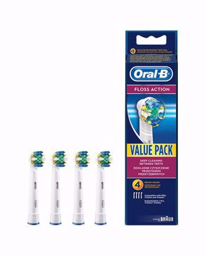 Kép Oral-B EB25-4 pótfej 4db Floss Action